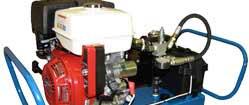 13HP Gasoline Hydro Pack