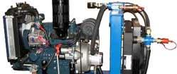 25HP Diesel Hydro Pack