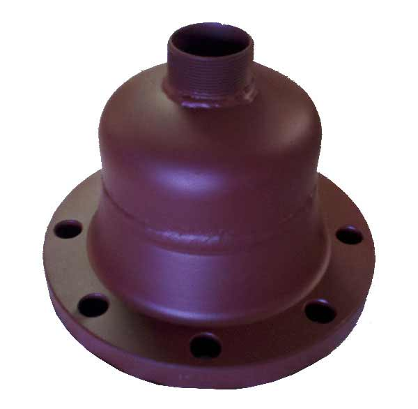 "2""-6"" High Pressure Tapping Adaptors 150 lb. 300 lb. 600 lb"