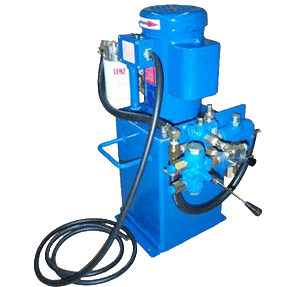 Vertical Hydraulic Power Units