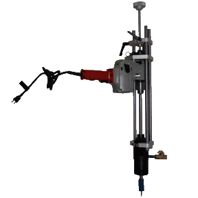 "1/2""-4"" Tapping Machine"