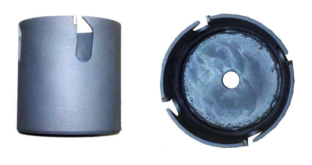 "3/4""-24"" PVC carbide tipped cutters."