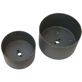 Carbide Tipped Hole Saw Cutters